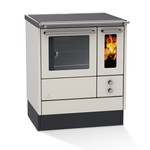 Lohberger LC70 wood cooker
