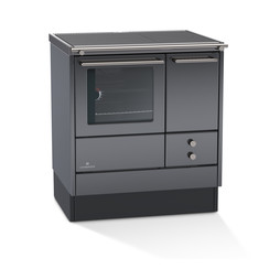 Lohberger LC75B wood cooker