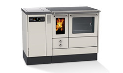 Lohberger LCP80 wood cooker