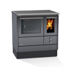 Lohberger LC80 wood cooker